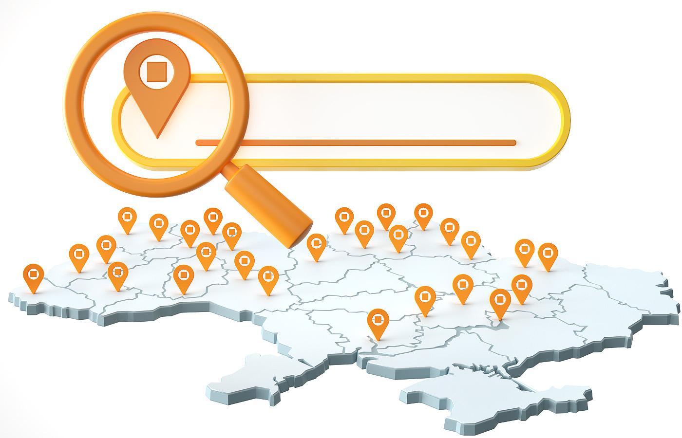 Знайдіть свій клієнтський простір